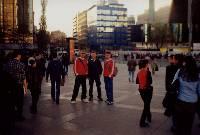 Наиль,Адель и Даниял в центре Анкары!